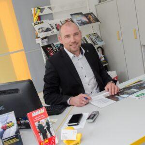 Gunnar Bakker Verkauf - Disposition Mitarbeiter seit 2011